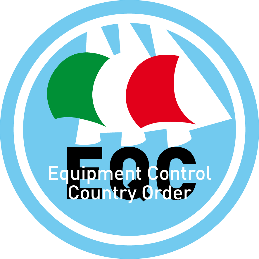 EQC – Equipment Control Country Order